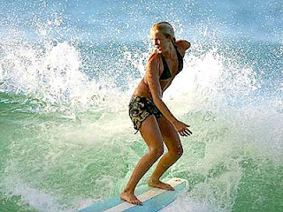 bethany hamilton and great white shark
