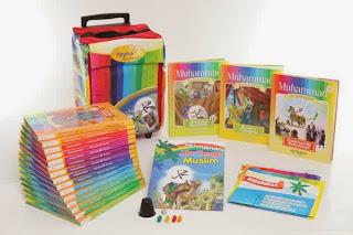 Paket Buku Anak Muslim Muhammad SAW Teladanku | TOKO BUKU ONLINE SURABAYA