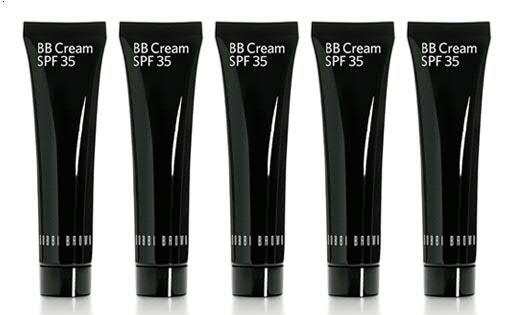 Bobbi Brown BB Cream in SPF35 - 9 Shades of Wide Range