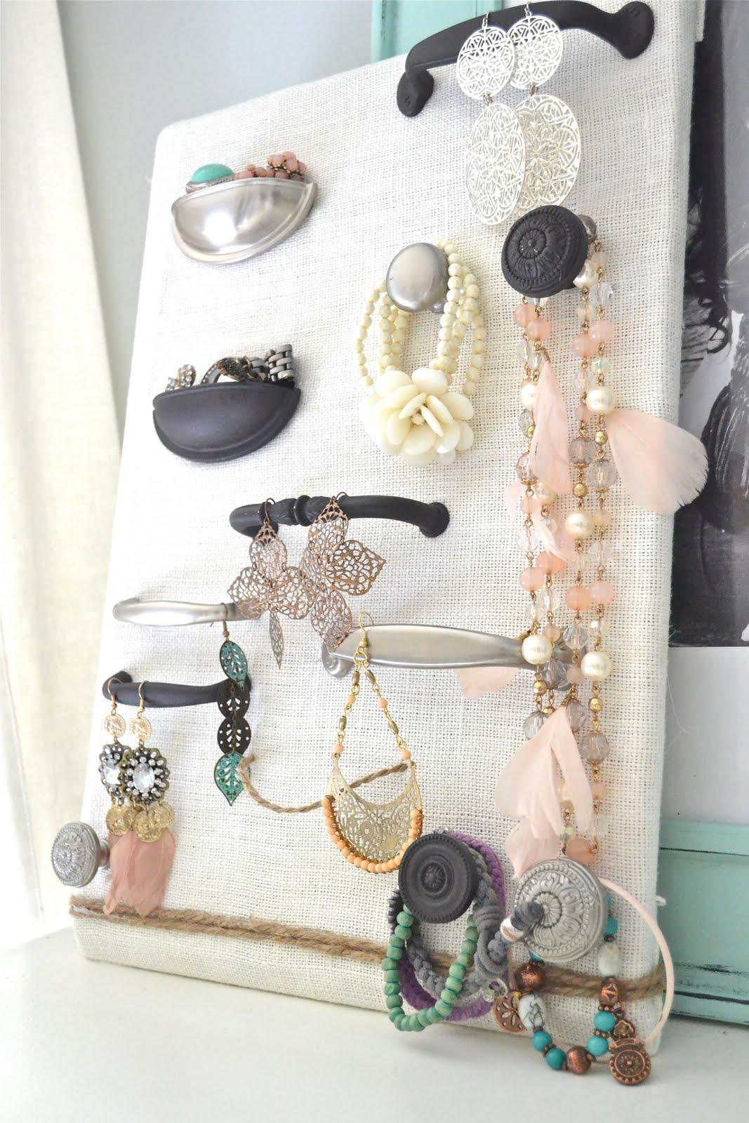 MarieCrashTest Les Prsentoirs Bijoux DIY