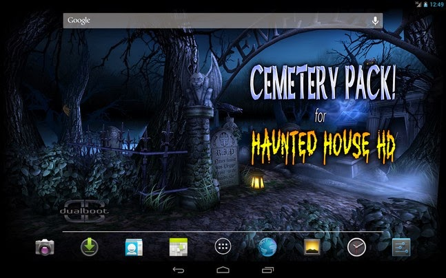 Haunted House HD android apk - Screenshoot