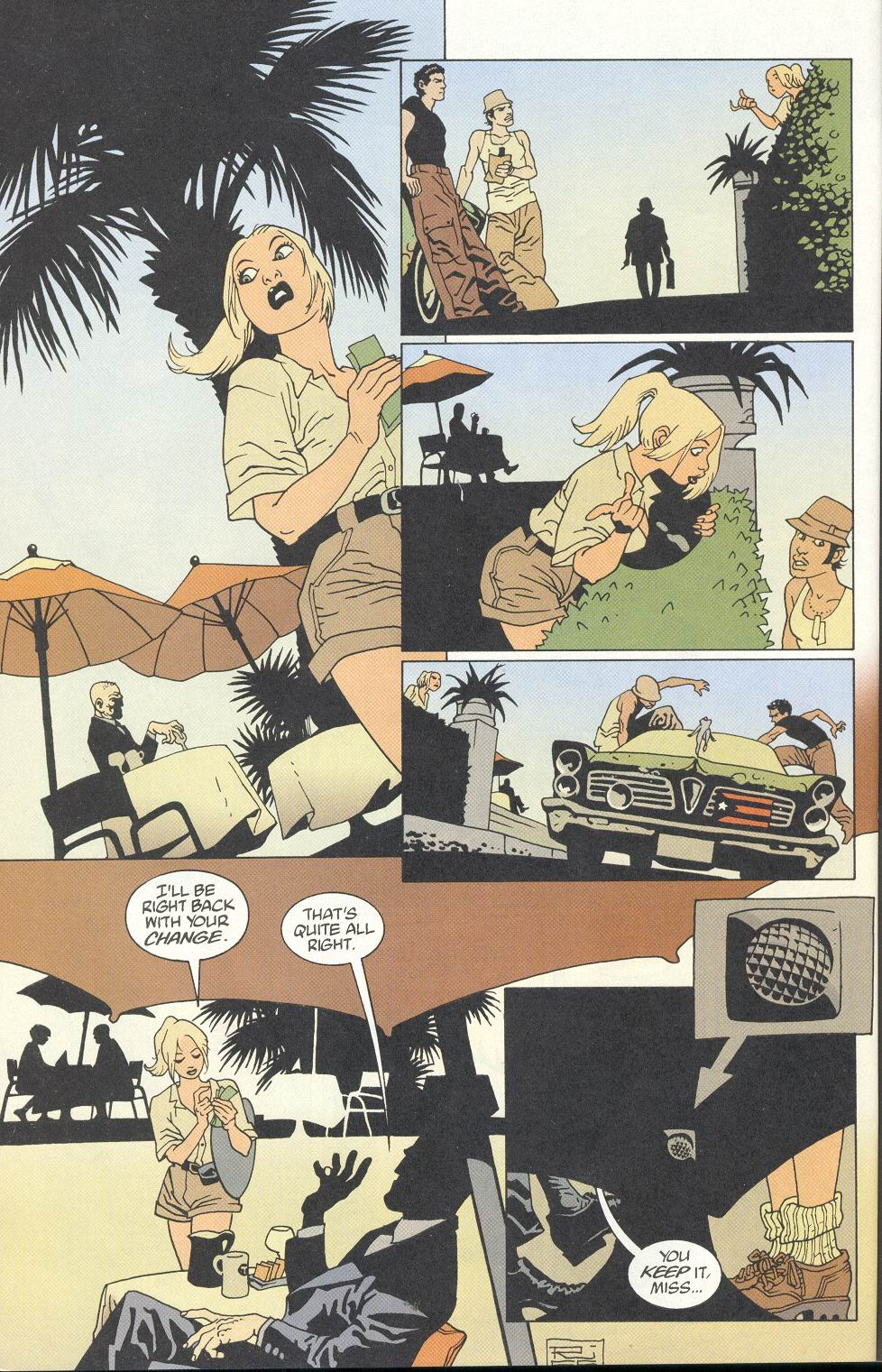 100 Bullets 8 Page 21
