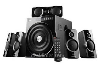 F&D Home Theatre Speaker F6000U