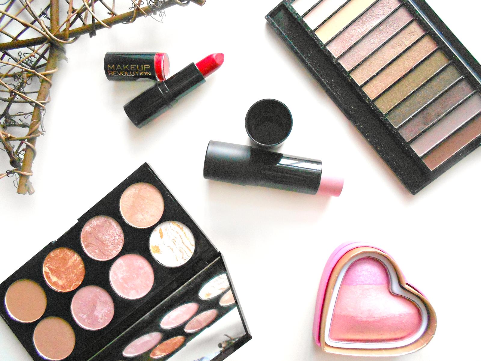 Makeup Revolution: My Top 5