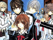 #8 Vampire Knight Wallpaper