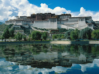 The Potala Palace - Tibet