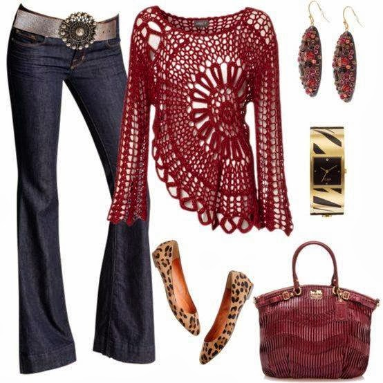 Jeans, bag, Earrings ,Shoes....