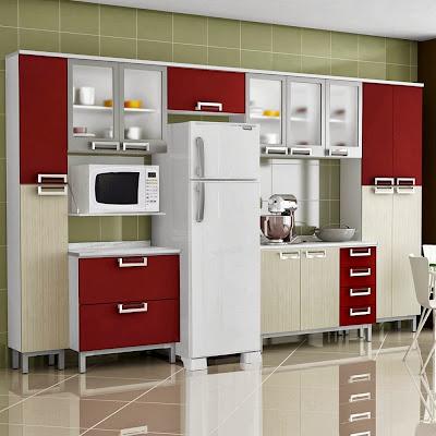 Armários de cozinha baratos