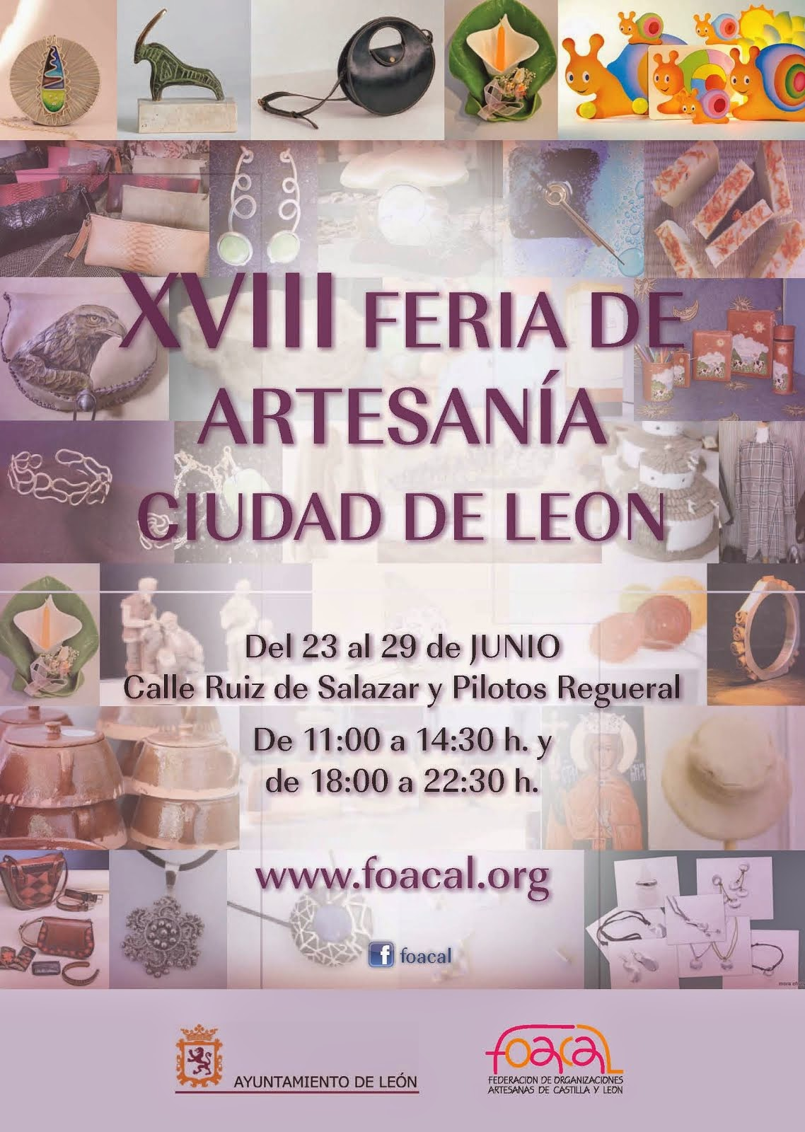 XVIII FERIA DE ARTESANÍA DE LEÓN