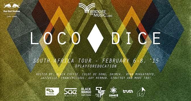 LOCO DICE TOURS SA