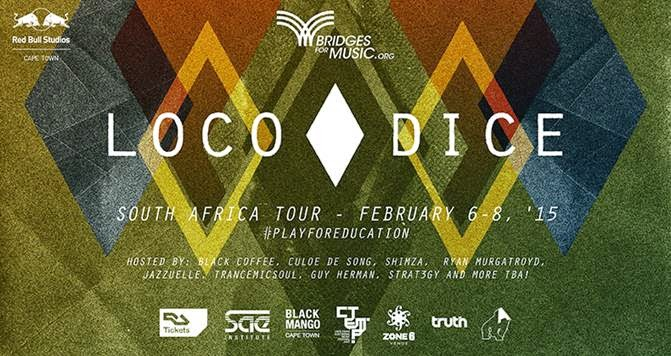 win tickets loco dice South africa 2015