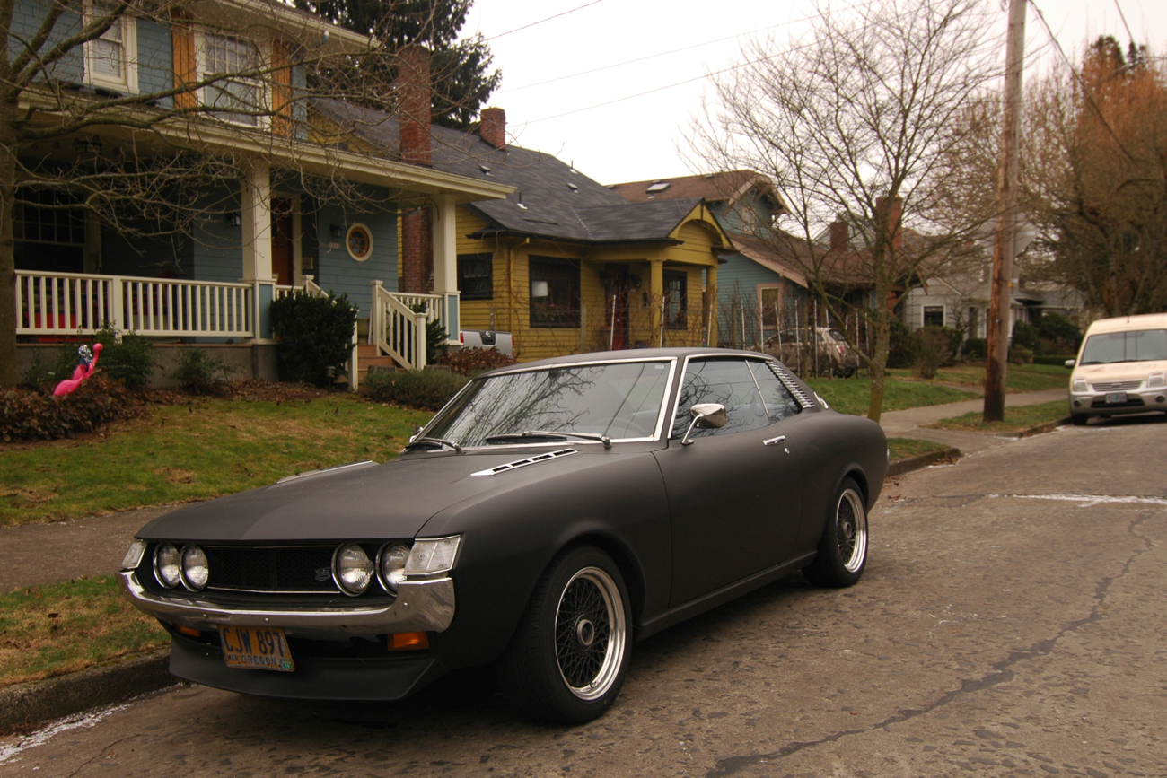 Old Parked Cars   1973 Toyota Celica