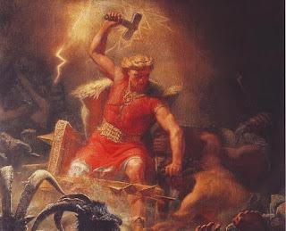 Thor el Dios del Trueno