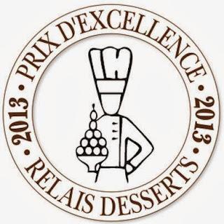 Prix d'excellence Relais desserts