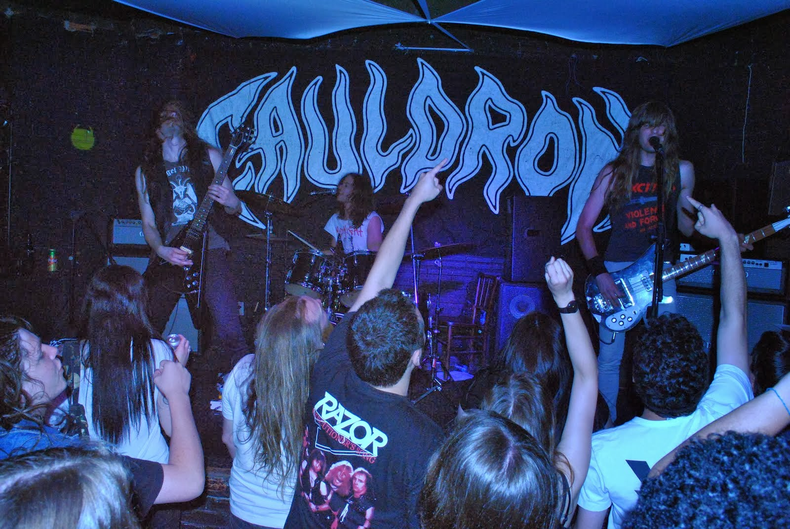 "Cauldron: ""Brazil's Lost Tour 2013"""
