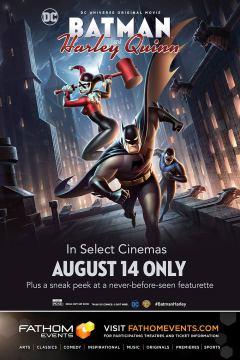 Batman e Arlequina Pancadas e Risadas Dublado