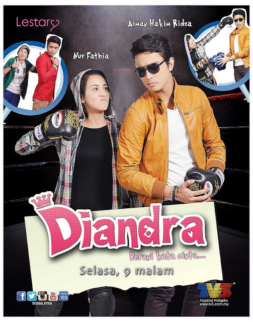 Tonton Diandra TV3 Full Episode