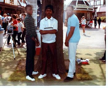 James, Rahim, & Fresh Dre... Rememba da 80's youngbloods preservers of the artform!