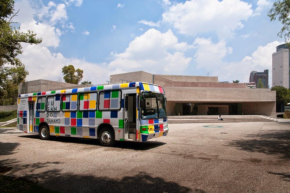 Museo móvil sobre Rufino Tamayo inicia gira en la Ciudad de México