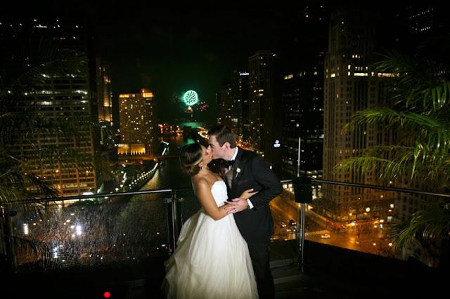 Trump Terrace Chicago Wedding