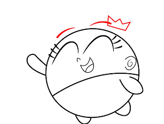 How To Draw Poof From Fairly Odd Parents Step 5