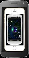 Скриншот в макете телефона
