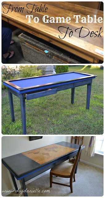 DIY Game Table