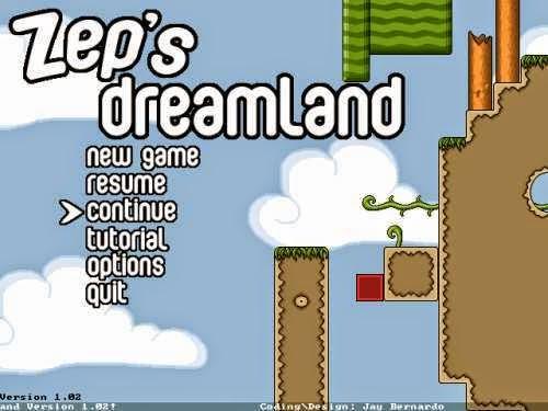 download Zep's Dreamland