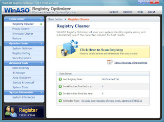 Download WinASO Disk Cleaner