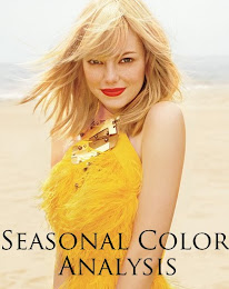 #1 Seasonal Color Analysis