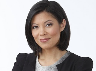 Alex Wagner is one of the rising stars of the MSNBC cable news channel