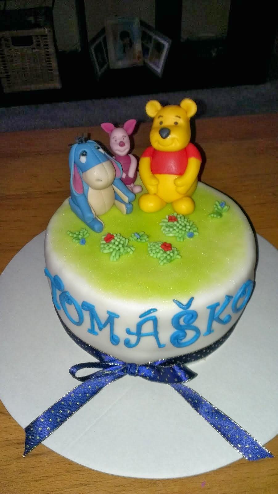 Torta Macko Pu