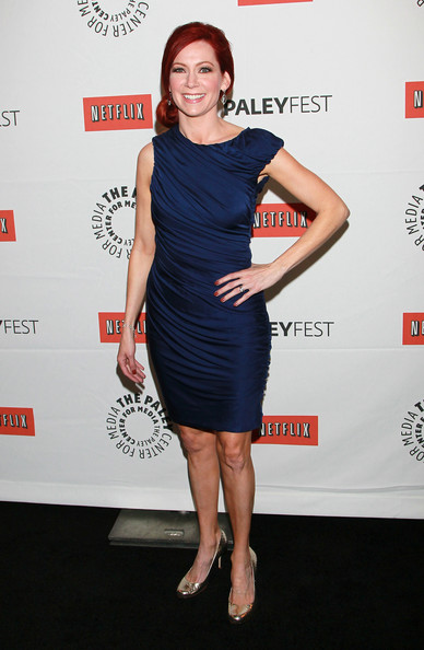 Carrie Preston Cute The Shoes Look A Little Cheap, Though