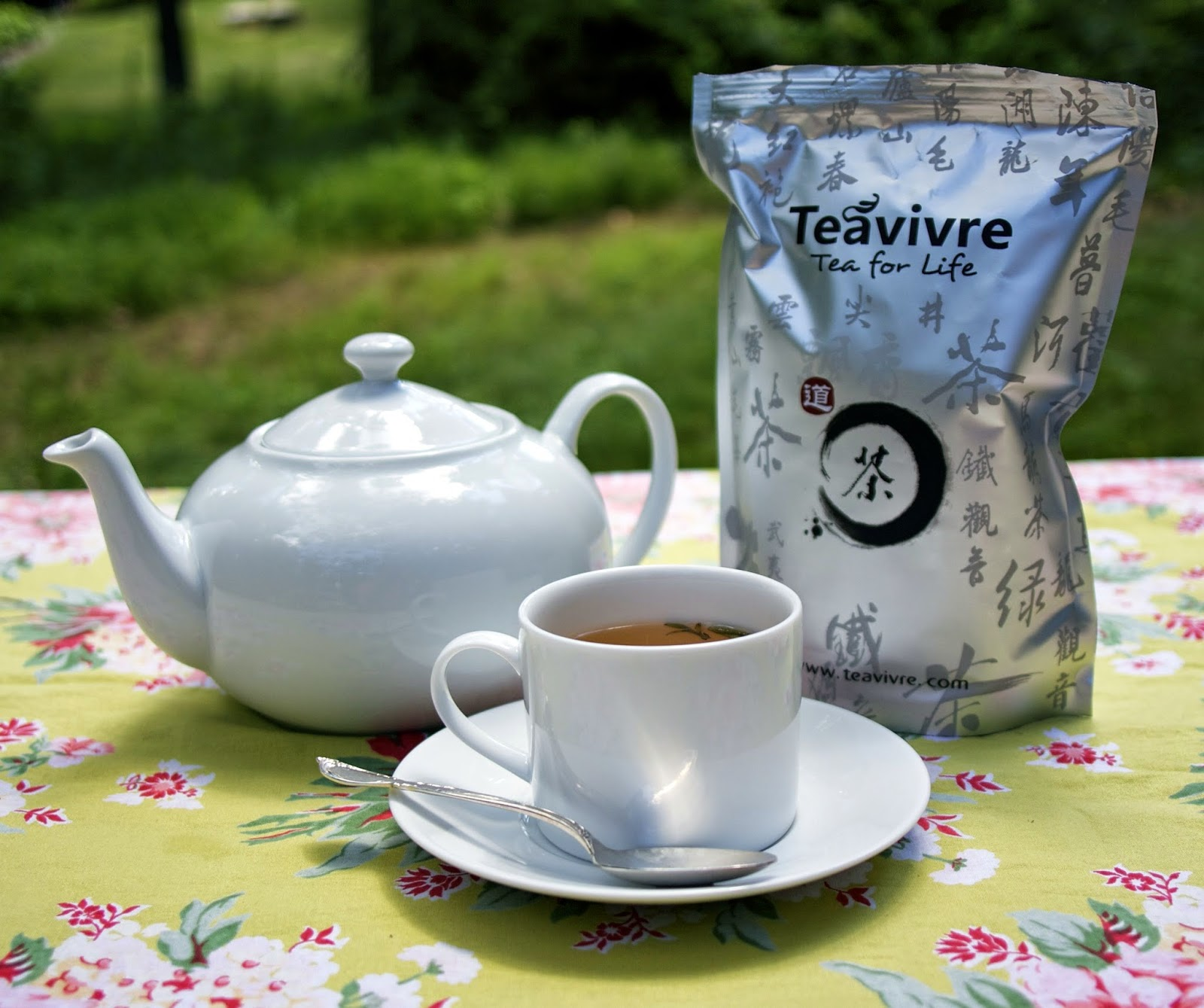 Teavivre: Green Tea: simplelivingeating.com