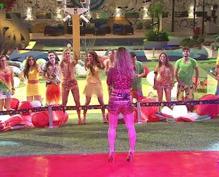Claudia Leitte traz carnaval mais cedo para o BBB13