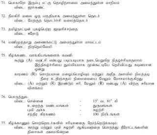 Tnpsc group 2 previous question paper 2012