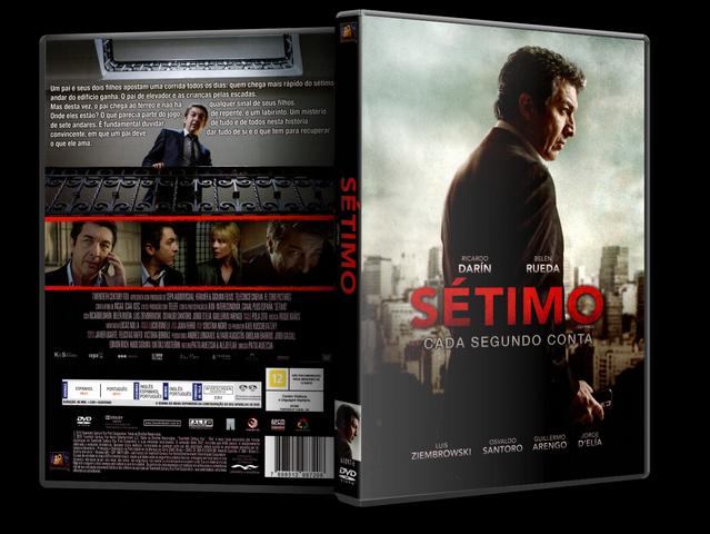 Capa DVD Sétimo