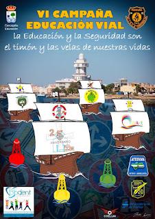 VI CAMPAÑA EDUCACIÓN VIAL