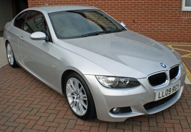 BMW 3 Series Coupe M Sport Highline