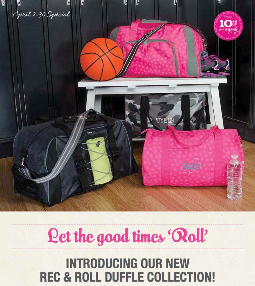 Thirty-One's Customer Special for April 2013