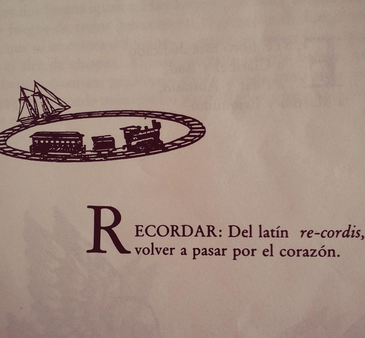 Sos lindo, Galeano.