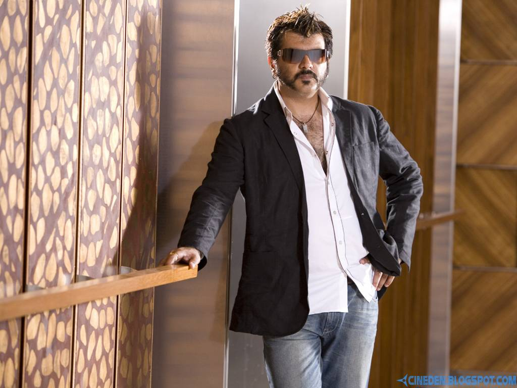 Ajith creates magic everywhere - CineDen