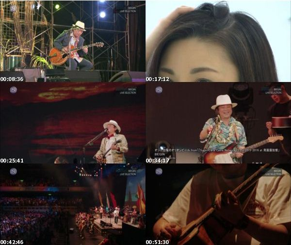 [TV-Variety] BEGIN LIVE SELECTION (SSTV 2016.10.24)