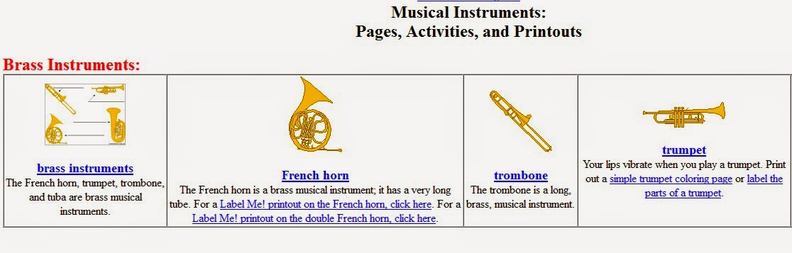 http://www.enchantedlearning.com/music/instruments/