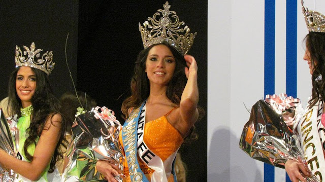 Miss Universo Universe Argentina 2013 winner Brenda Maria Gonzalez