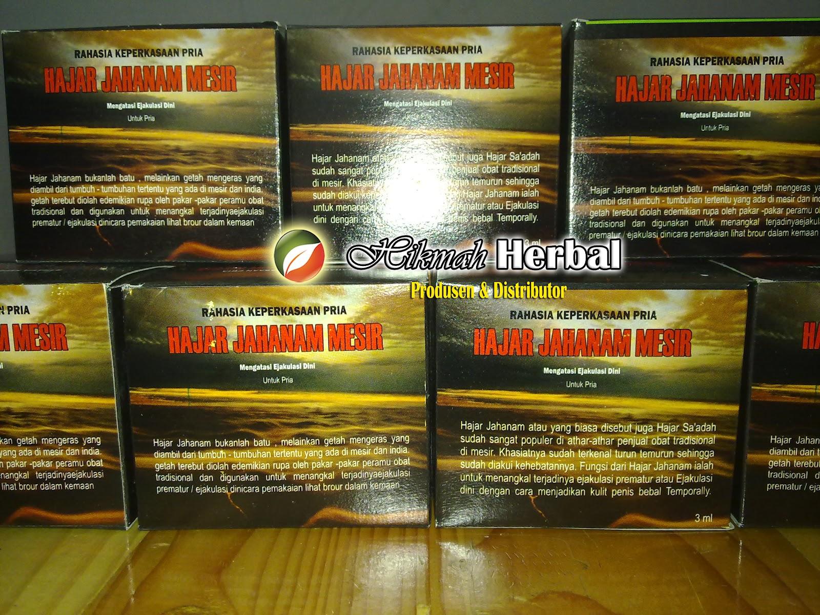 Hikmah Herbal Agency Hajar Jahanam Mesir