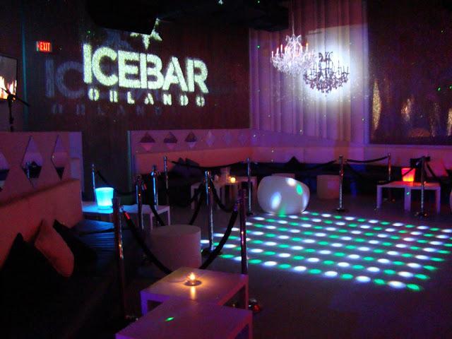 IceBar Orlando - FireLounge