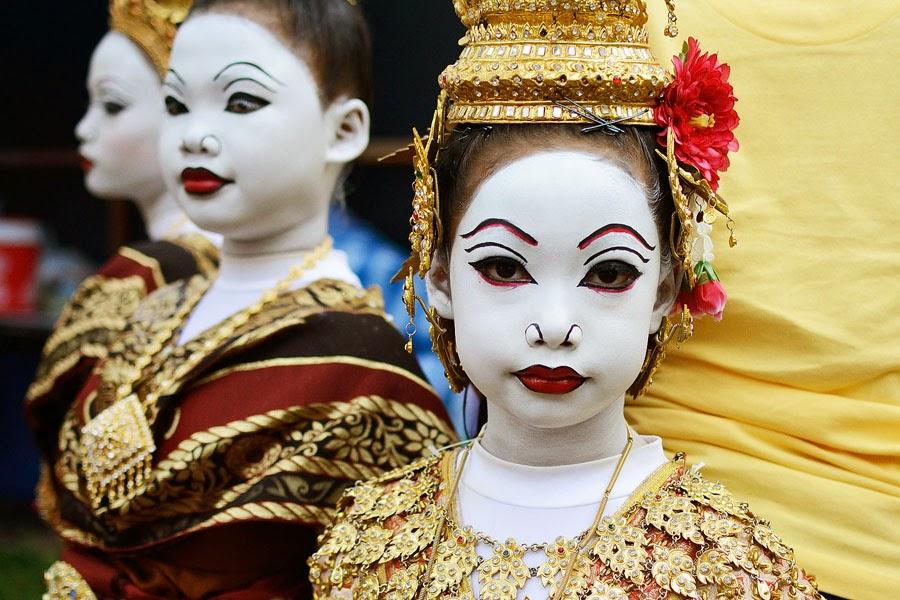 Tajowie, Tajlandia