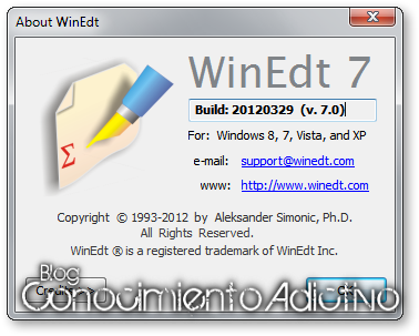 Crack for winedit, Smart-Serials - Serials for WinEDT Build 20040513 v. 5.4
