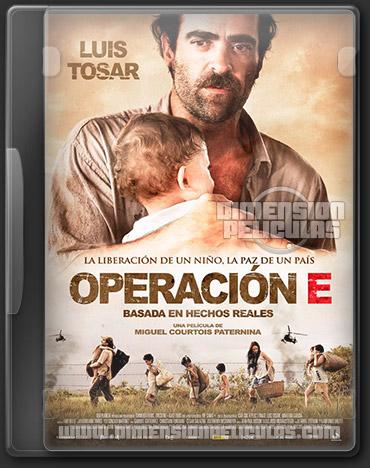 Operacion E (DVDRip Español Latino) (2012)